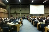 Kenya: The ScenaRio 2012 team takes part in the 23rd board meeting of UN-Habitat