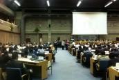 Kenya : L'équipe ScenaRio 2012 participe à Nairobi au 23ème conseil d'administration d'ONU-Habitat
