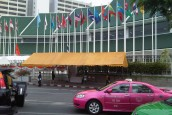 Thailand: The United Nations invited the ScenaRio 2012 team to take part in the Fifth Asia-Pacific Urban Forum